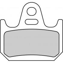 Kočne obloge Rear 48 1x44 6x7 1mm