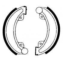 Kočione obloge set front 130x30mm include springs HONDA CR XR 250-500 1981-