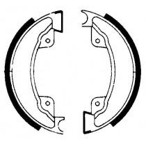 Kočione obloge set front 130x25mm include springs HONDA XL 500 1982-