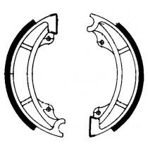 Kočione obloge set front 130x22mm include springs SUZUKI RM 125/250/500 1983-