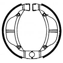 Kočione obloge set FERODO MOTOCYKLOWE KAWASAKI KX 60 A1 - A2 - B1/6 KX 80 E1 KLX 110 R