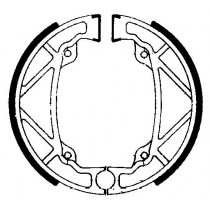 Kočione obloge set front 140x25mm include springs