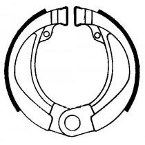 Kočione obloge set front 104x22mm include springs PEUGEOT FOX 50 1996-