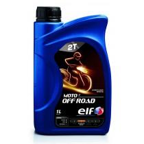 Motorno ulje 2T 2T ELF Moto 2 Offroad 30 1l TC ISO-L-EGD