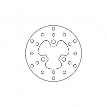 Disk Front 155/41/3mm, number of holes-3 10,5/66mm