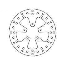 Disk Front 220/58/3mm, number of holes-5 6,5/80mm