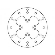 Disk Front 180/48/3mm, number of holes-4 10,5/66mm