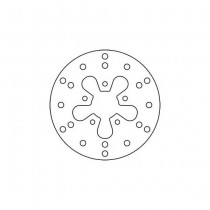 Disk Front 155/39/3mm, number of holes-5 6,5/60mm