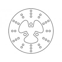 Disk Front 180/34/4mm, number of holes-3 10,5/56mm