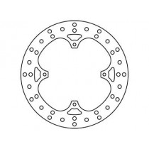 Disk Front 240/118/3mm, number of holes-4 6,5/134mm