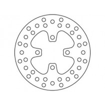 Disk Front 165/48/4mm, number of holes-4 8,5/66mm