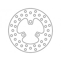 Disk Front 170/48,5/3mm, number of holes-3 10,5/68mm