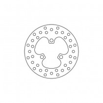 Disk Front 174/53/3mm, number of holes-3 10,5/72mm