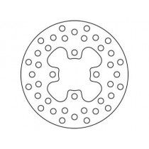 Disk Front 161/48/4mm, number of holes-4 8,5/66mm
