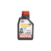 Motorno ulje 4T MOTUL Snowpower 0W40 1l SL